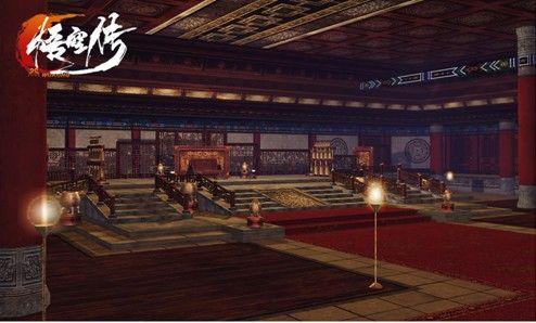 皇宫大殿图片