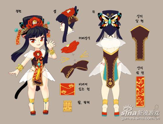 韩剑灵周年服装设计赛 可爱性感是主流