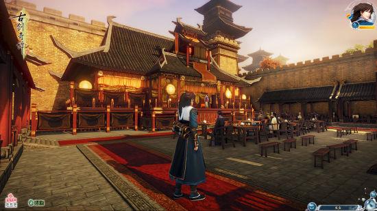 《古剑奇谭2》游戏截图