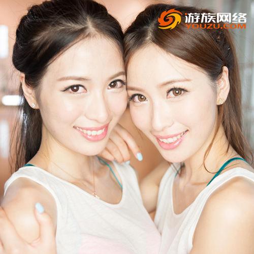 游族双胞胎showgirl