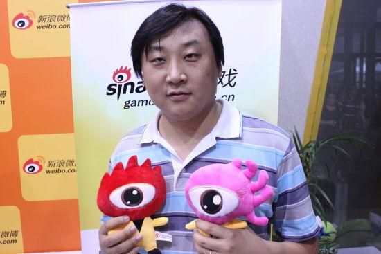 上游互动CEO刘智君
