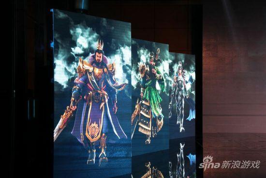 《英雄三国》超级英雄全新形象