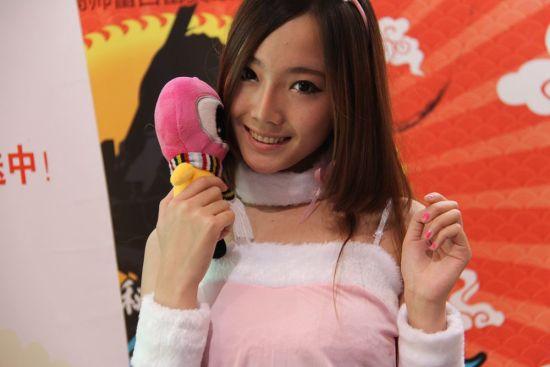 新浪展台SG甜美可人 (6)