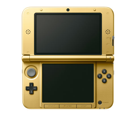 《塞尔达传说》限定3DSLL主机正式公开 (2)