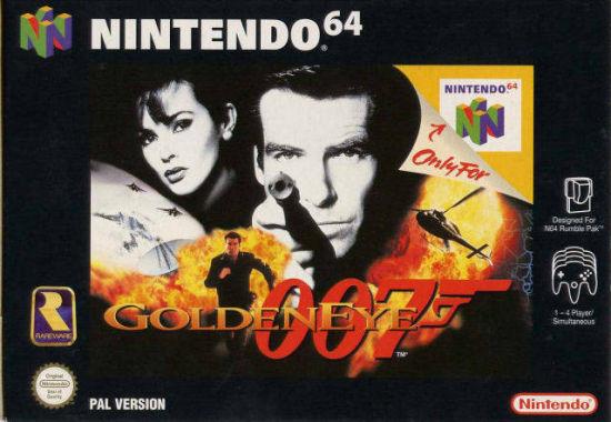 7、黄金眼007