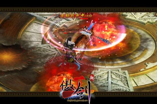 《傲剑2》新手指导 游龙骑战玩法详解
