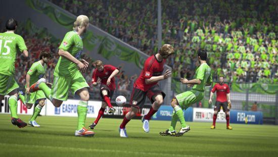 《FIFA 14》游戏截图 (3)
