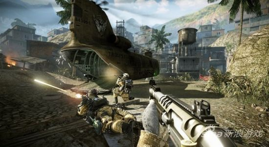 Warface 《战争前线》游戏截图