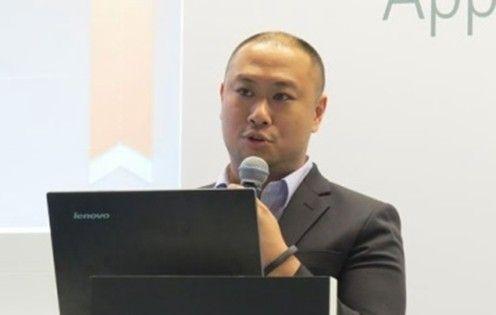 Gameloft中国总经理陈勋达