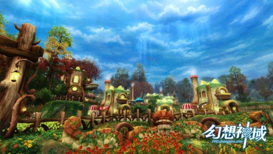 《幻想神域》游戏实际截图