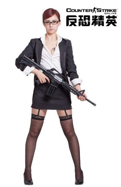 csol猎艳行动 寻找你身边的崔智云_网络游戏反恐精英