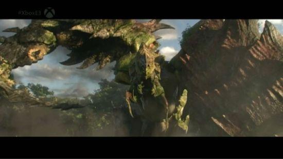 《Scalebound》白金游戏出品,神谷作品