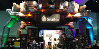 E3 2014:蜗牛游戏展台