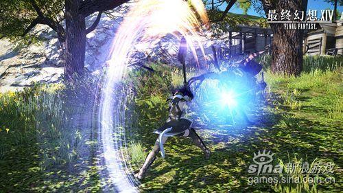 最终幻想14斧术师