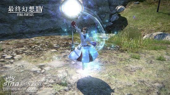 《最终幻想14》特职白魔法师