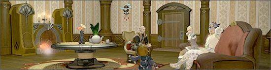 《最终幻想14》将迎2.1更新 可搭建私人会所