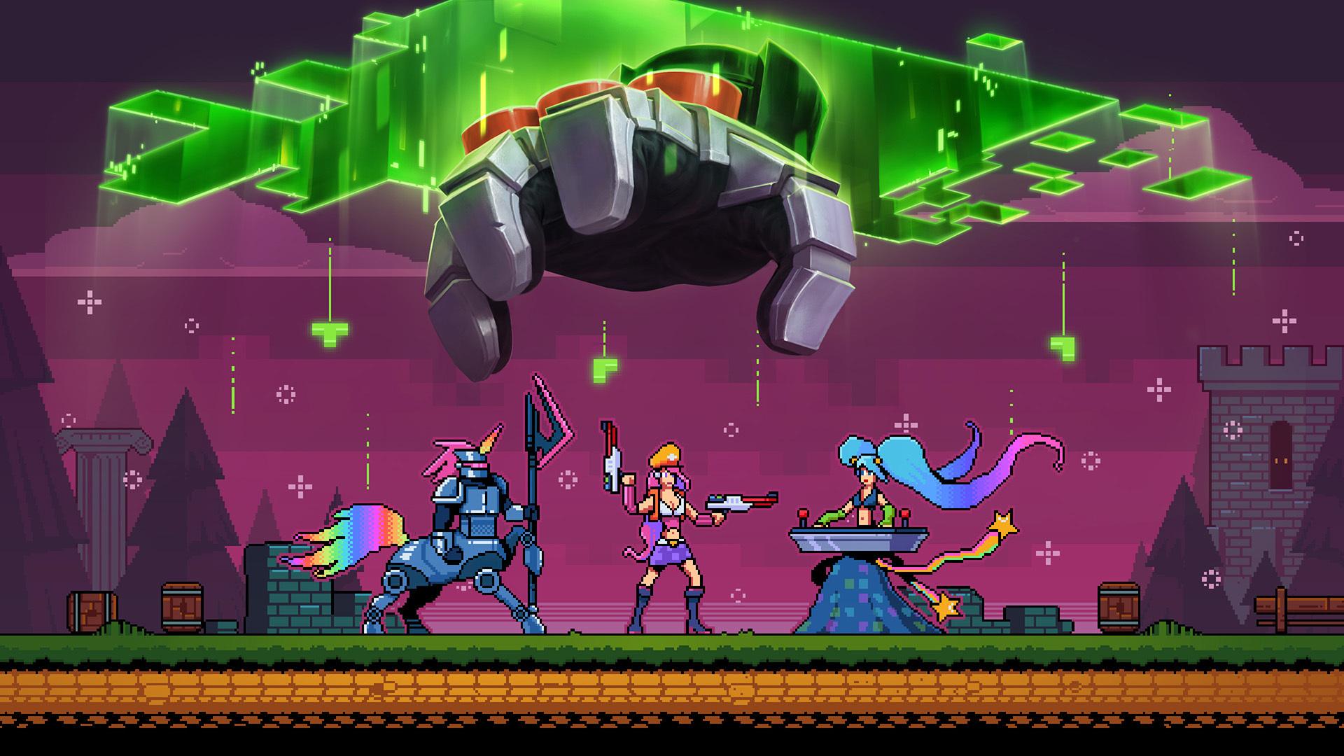 拳头公布电玩系列新皮肤 终极boss降临
