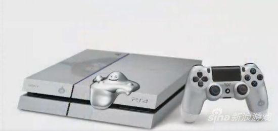 世界�浃纬恰诽乇鸢�PlayStation 4正式公开,将随游戏同日发售。