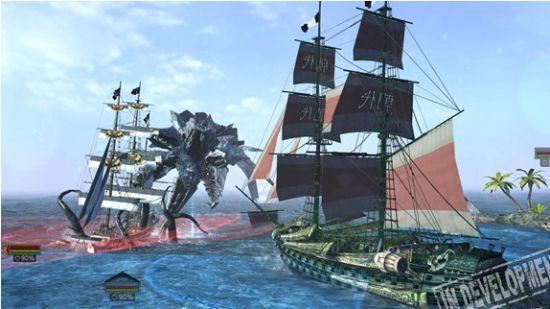 成为海盗经历海上传奇 《暴风雨》近期登陆
