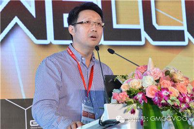 滚石移动游戏CEO 刘清武