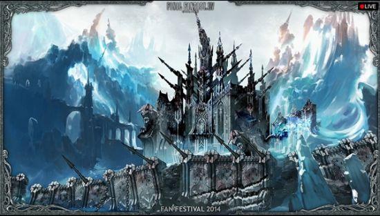 《最终幻想14》最新资料片截图