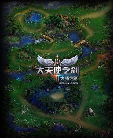 《大天使之剑》新地图-无罪乐园