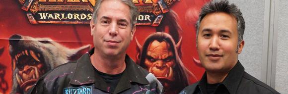 魔兽游戏制作人专访:要塞系统是有史以来最庞大的