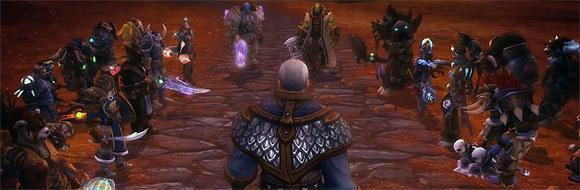 魔兽6.0德拉诺之王北美上市 《钢铁时代》宣传片