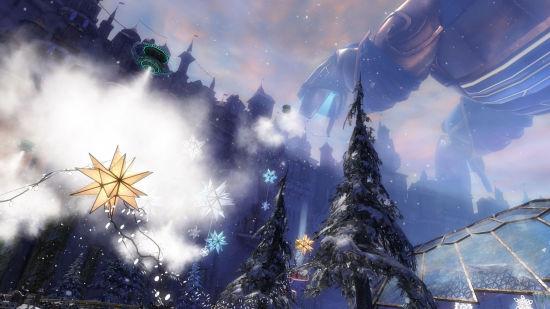 2014冬幕节游戏截图
