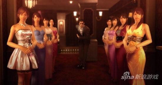 《如龙0》中将可以管理自己的夜店