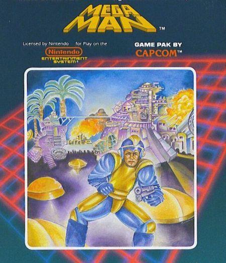 雷翻全球玩家的超魔性北美版洛克人封面