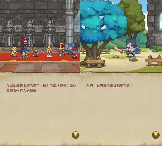 游戏的剧情十分俗套,只有牧师的角色设定算是出彩