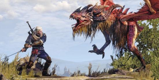 《巫师3:狂猎》最新游戏截图
