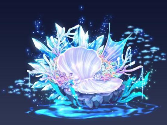 QQ炫舞活动海的主宰美人鱼系列展示_网络游