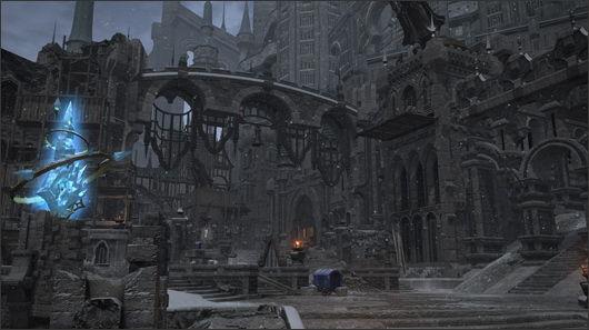 《最终幻想14》3.05补丁-伊修加德