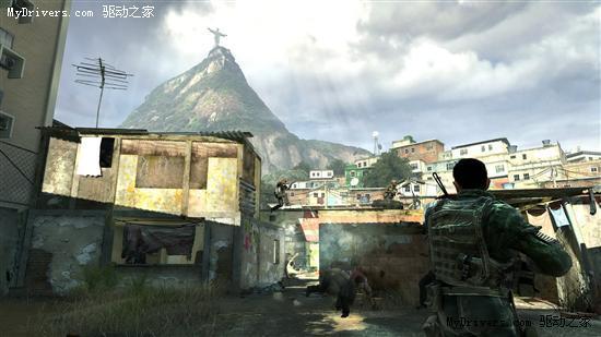 """《现代战争2》(Modern Warfare 2):开始""""使命召唤""""系列里独立出来,就看能否真正自立门户了。"""
