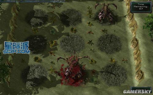 《星际争霸2》经典小游戏复刻版:打地鼠
