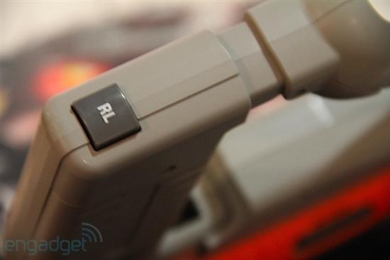 集成PS Move控制器的Sharp shooter游戏枪