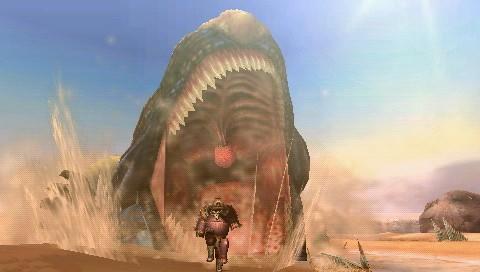 """食龙者作战发动!任务目标为""""潜口龙 哈普尔波卡""""猎人们准备好了吗?"""