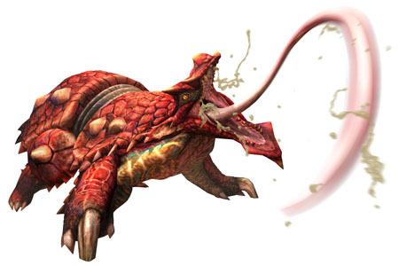 克龙弗兰德犬-【尾槌龙 多博尔贝尔克(ドボ儿ベ儿ク)】   拥有像山一样大的躯体和高清图片