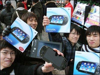 索尼PS Vita