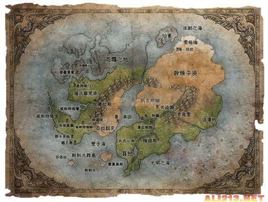 单机游戏地图_