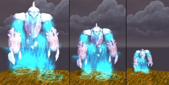 4:新增水元素雕文 可大可小可变身图片