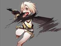 DNF黑暗武士模型技能华丽补丁包