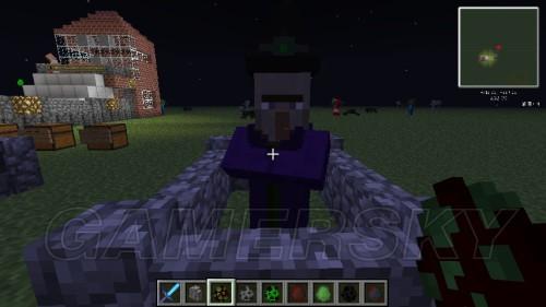 我的世界末影人娘化h图_《我的世界》玩家分享怪物图鉴的一览(2)