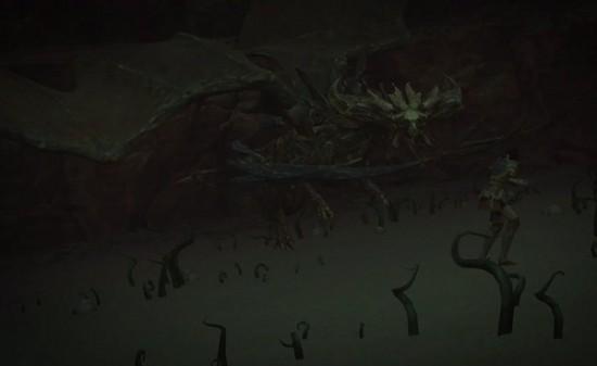 激战2新版本游戏截图抢先一览 神秘boss登场