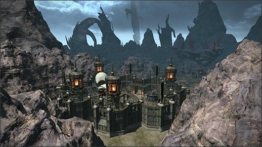 预热2.3 《最终幻想14》PvP大战场系统介绍