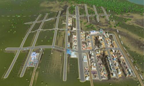 《城市天际线》规划铁路网交通的教程