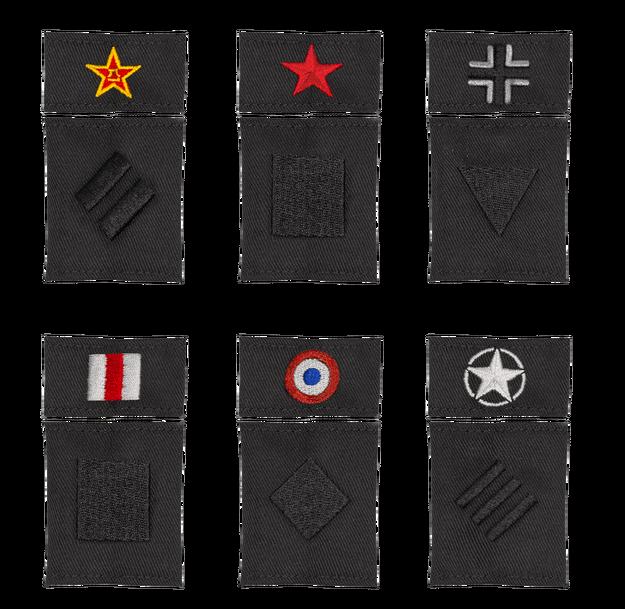 坦克換季保養黑板報