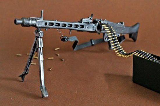 CF生化模式武器